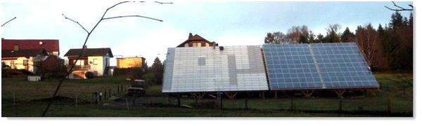 Solaranlage Hülsa