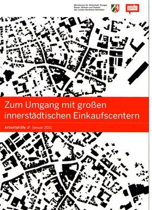 NRW Studie Einkaufszentren