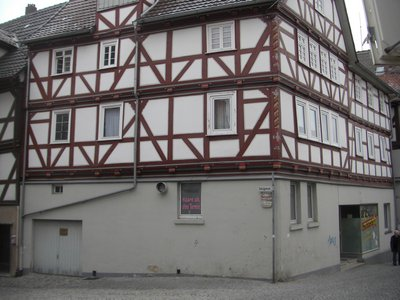 Eckhaus Obertorstraße