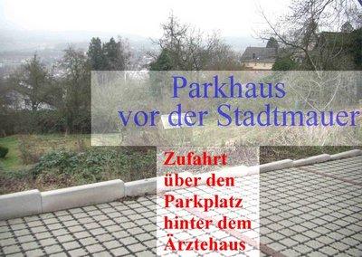 Parkhaus an der Stadtmauer