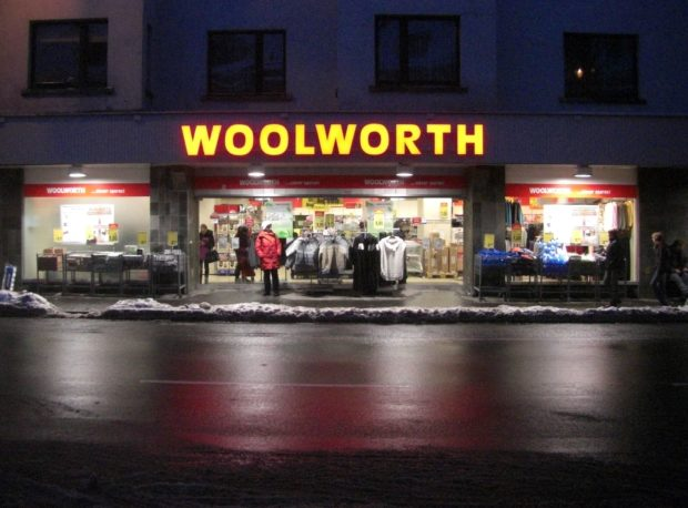 Woolworth Marburg