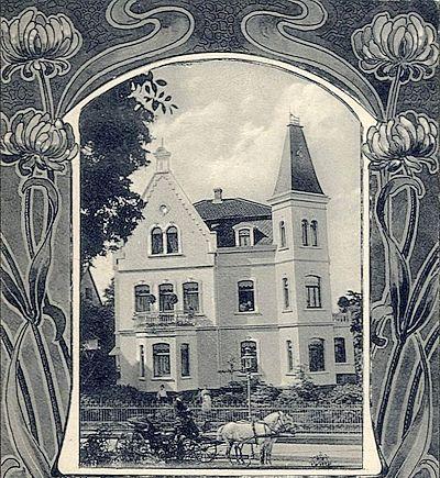 Wiskemann Villa Kasseler Straße Homberg Efze